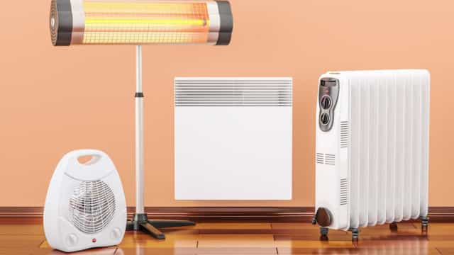 Saiba como usar adequadamente os aquecedores portáteis no inverno