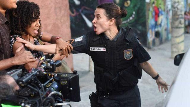 Bianca Comparato vive 'capitã Nascimento' em filme sobre UPPs