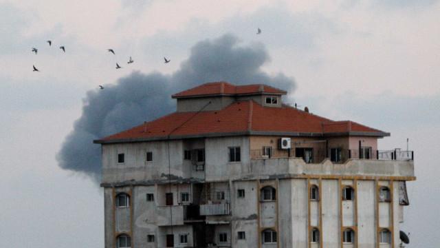 Novos confrontos deixam ao menos 4 mortos em Gaza
