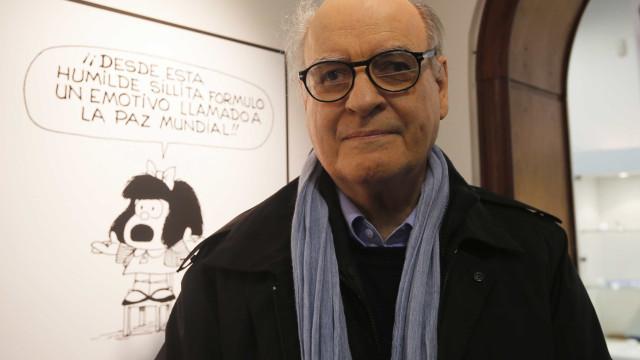 Quino veta uso de Mafalda contra Lei do Aborto