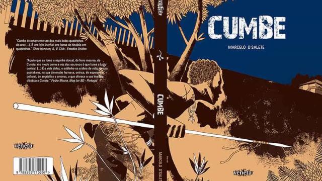 HQ brasileiro vence o maior prêmio de quadrinhos do mundo