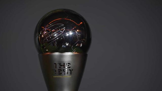 Fifa anuncia finalistas a prêmio de melhor do mundo nesta terça