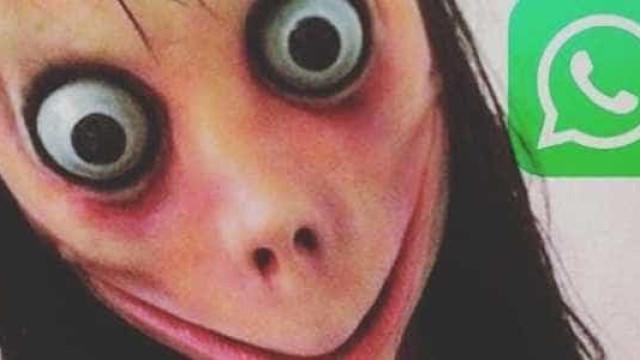 Conheça Momo, o perfil macabro de WhatsApp pode roubar seus dados