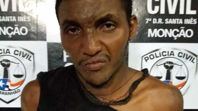 Homem é preso suspeito de estuprar criança com paralisia cerebral no MA