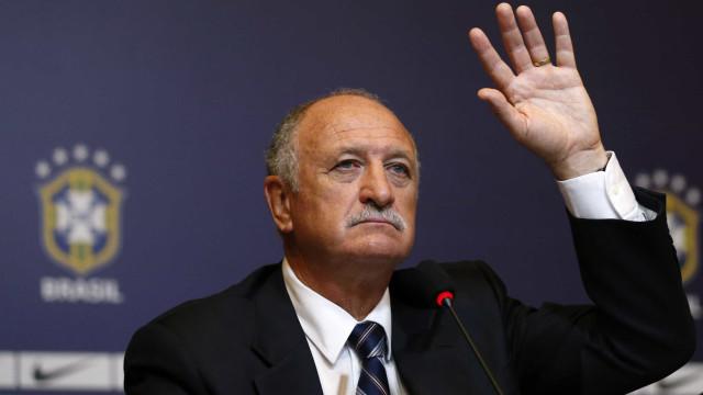 Palmeiras anuncia Luiz Felipe Scolari como novo técnico da equipe