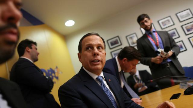 Procuradoria eleitoral quer cassação de Doria e inelegibilidade de Skaf