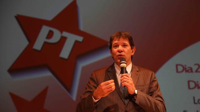 Haddad: não trabalho com hipótese da sentença (de Lula) ser confirmada
