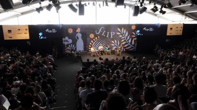 Diversidade de atrações e de espaços marca a Flip 2018