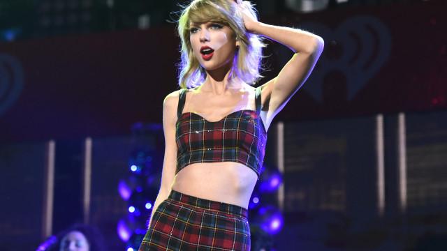 Taylor Swift usou reconhecimento facial para encontrar perseguidores