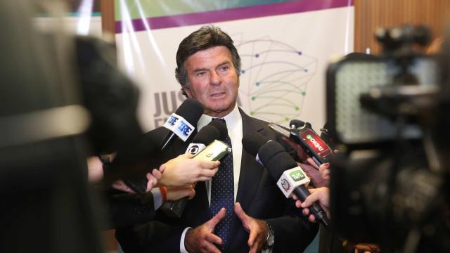 Fux: 'Condenação em 2ª instância é suficiente para barrar candidatura'