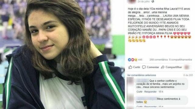 Tio de menina morta por febre maculosa: 'Nem o coração podemos doar'