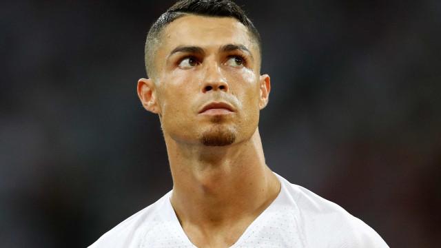 Mais uma mulher acusa Cristiano Ronaldo de estupro