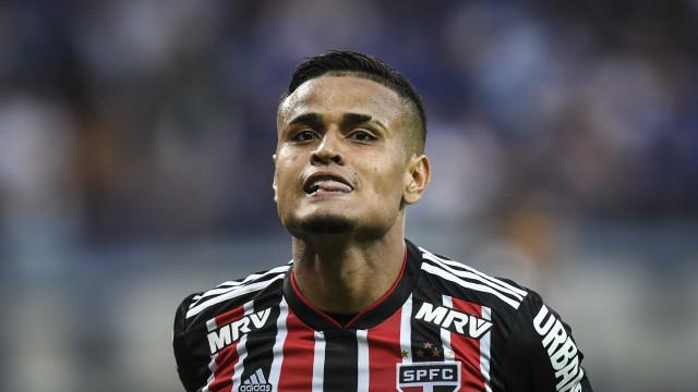São Paulo não terá Everton e Bruno Peres contra o América-MG