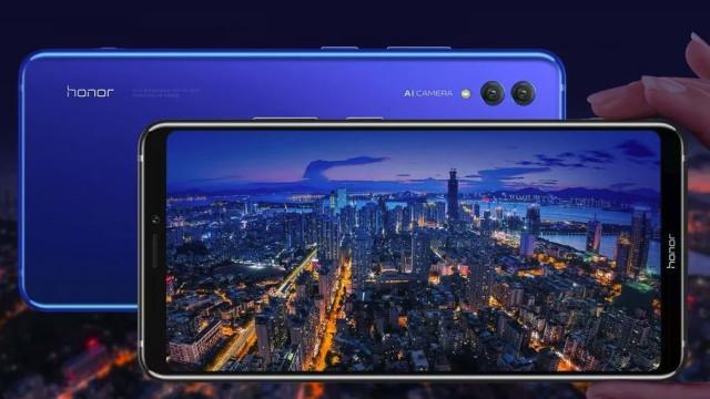 Huawei anuncia smartphone com sete polegadas