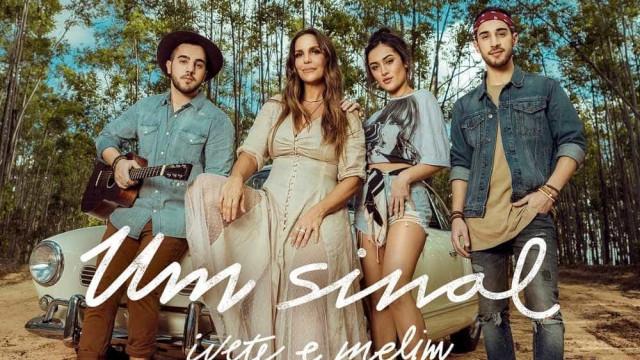 Ivete Sangalo compôs música em homenagem à sobrinha