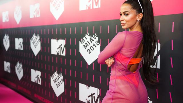 Anitta, Luan Santana e Ariana Grande estão entre finalistas de Prêmio