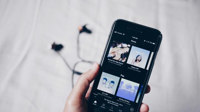 Spotify registra modesta alta na base de assinantes no 3º trimestre