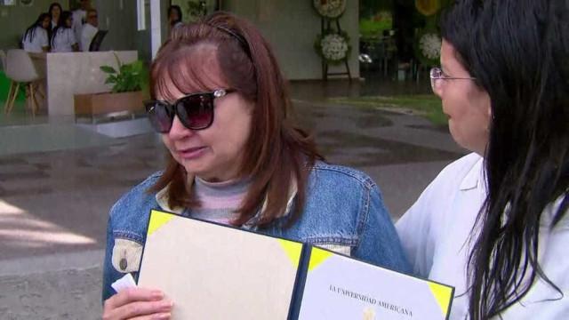 'A verdade terá que aparecer', diz mãe de estudante morta na Nicarágua