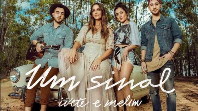 Ivete lança clipe em parceria com grupo Melim; assista!