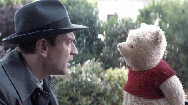 Filme com pessoas sintetiza a melancolia do Ursinho Pooh