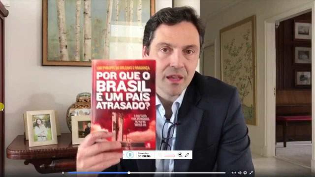 Conheça o Príncipe Luiz Philippe, possível vice de Bolsonaro