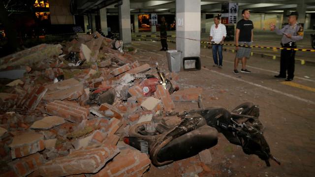 Forte terremoto atinge o Peru perto da fronteira com o Brasil