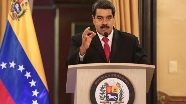 Maduro pede que Brasil proteja os seus cidadãos