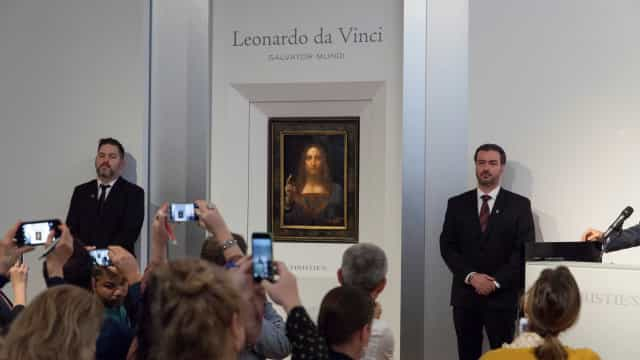 Atribuída a Da Vinci, pintura de R$1,5 bilhão era de seu assistente