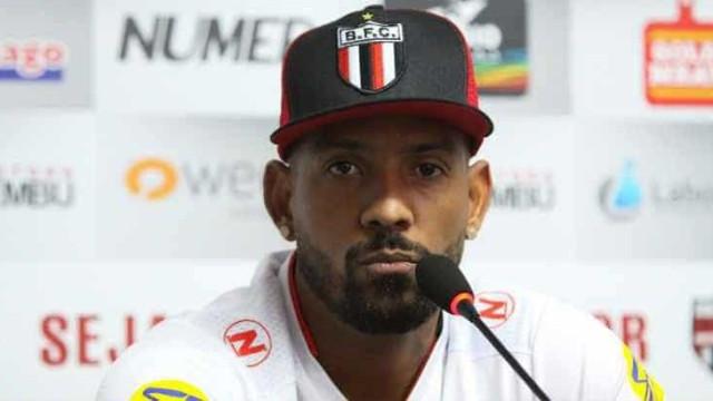 Ex-Sport é preso por suspeita de assalto em Recife