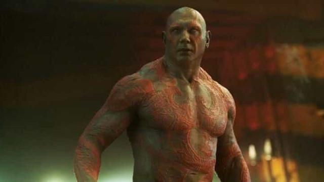 Dave Bautista diz que fará 'Guardiões da Galáxia' por obrigação