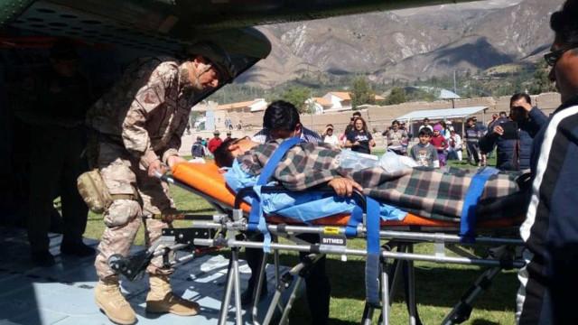 Ao menos nove morrem após ingerir comida contaminada em funeral no Peru