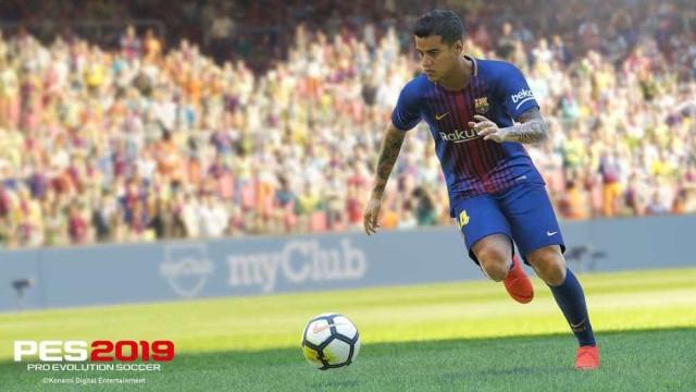 'PES 2019': versão demo gratuita tem Flamengo, São Paulo e Palmeiras