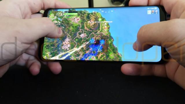 Vídeo mostra pela primeira vez 'Fortnite' rodando em Android