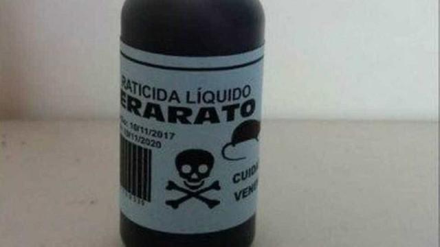 Anvisa suspende vende de água sanitária e proíbe veneno para rato