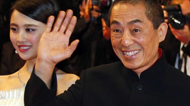 Diretor chinês Zhang Yimou será premiado na Mostra de Veneza