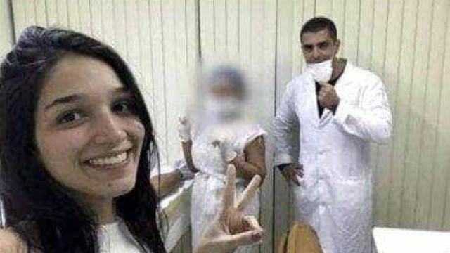 Namorada de 'Dr. Dumbum', Renata Cirne deixa prisão no Rio