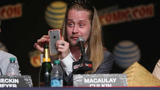 Macaulay Culkin diz que rejeitou três vezes papel em série
