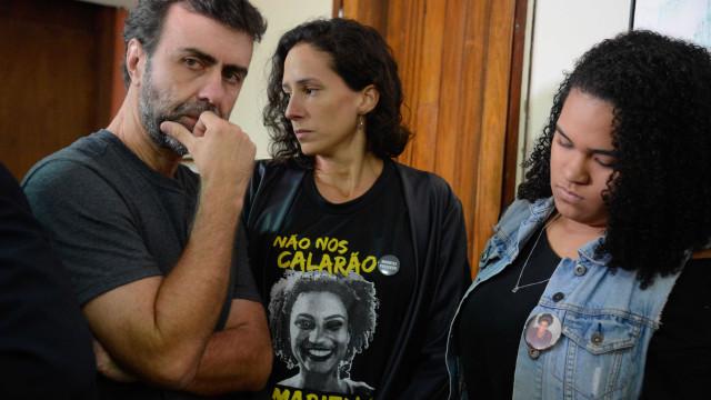 Deputados do MDB podem ter relação com caso Marielle, alerta Freixo