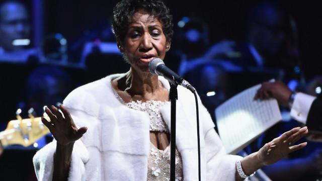 Aretha Franklin morreu de câncer de pâncreas, diz atestado de óbito