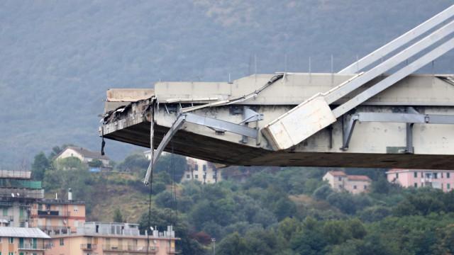 Projetista da ponte que desabou na Itália alertou sobre risco em 1979
