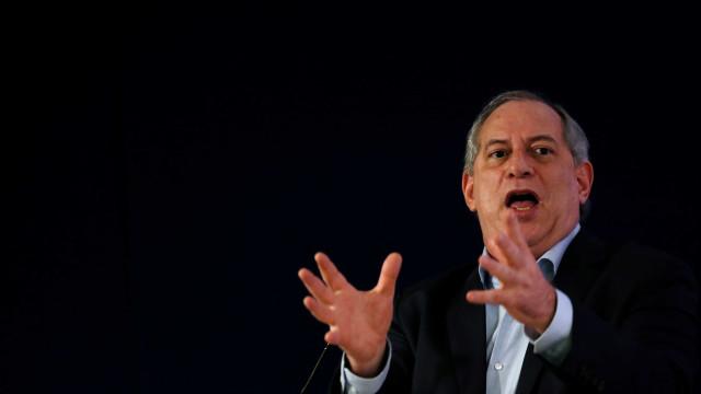 Ciro Gomes diz ser contra presença de Haddad em debates presidenciais