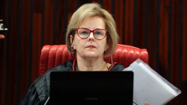 Weber toma posse e mulheres chefiam maioria das cortes superiores