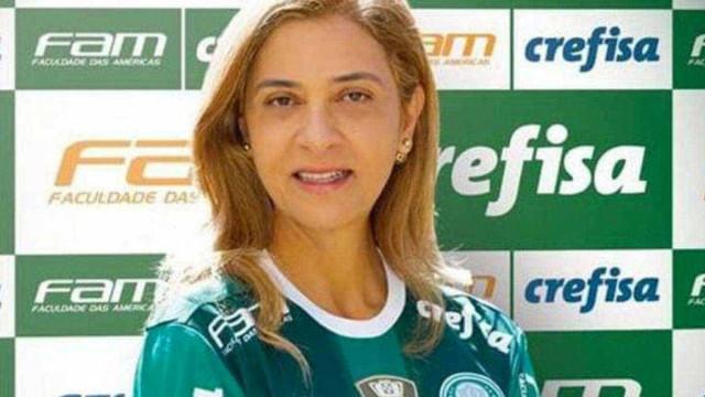 Dona da Crefisa vai à Justiça contra diretoria do Palmeiras