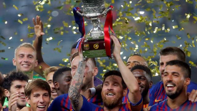 Com gol de Malcom, Barcelona vence o Boca Juniors por 3 a 0