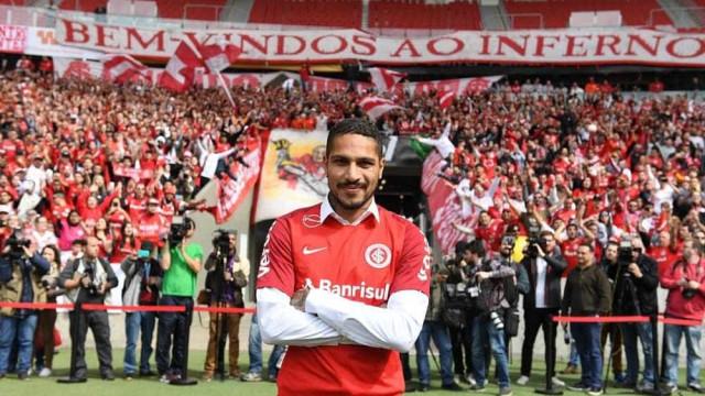 Guerrero é regularizado e está liberado para estrear pelo Internacional