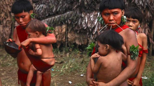 Documentário retrata o extermínio da cultura ianomâmi