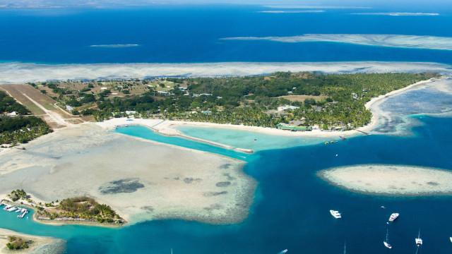 Forte terremoto de magnitude 8,2 atinge região perto das Ilhas Fiji