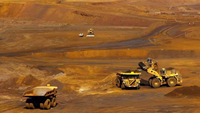 Mineradora Fortescue registra lucro líquido de US$ 879 milhões no ano