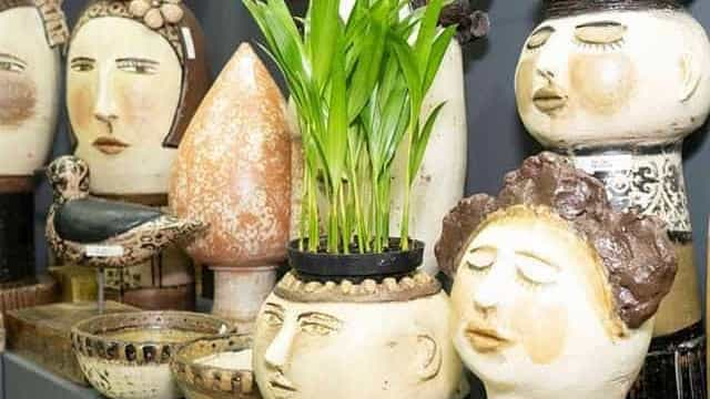 Retalhos e materiais naturais ganham espaço em artigos para casa