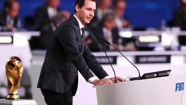 Último dirigente da gestão Blatter, advogado anuncia saída da Fifa